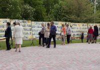 «Стена памяти» стала местом притяжения тысяч минераловодцев