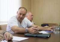 Владимир Ситников обсудил ситуацию
