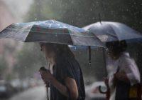 дождь град и шквалистый ветер