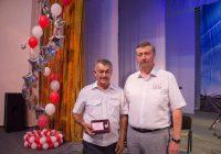 железнодорожники округа принимали поздравления