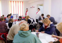 открылись четыре образовательных центра