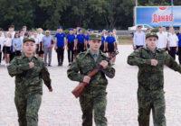 Минераловодские школьники заступили на Вахту