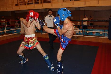 Окружной Чемпионат и Первенство по кикбоксингу