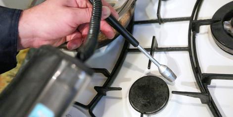 проверяют газовое оборудование