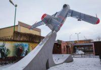 Памятник боевой славы летчиков