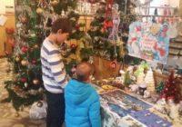 знакомят с рождественскими традициями