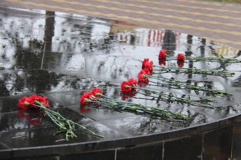 Жертв теракта на центральном рынке